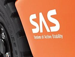 Systém aktivní stability Toyota SAS